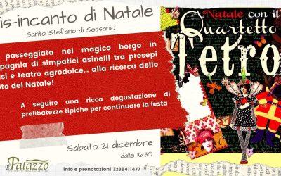 Dis-incanto di Natale a Santo Stefano di Sessanio | 21 Dicembre